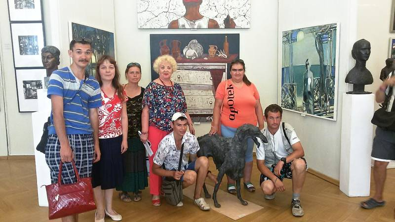 Экскурсии в музей Крошицского