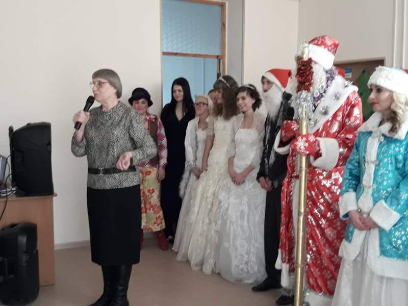 Новогодний концерт 28 декабря 2017 года