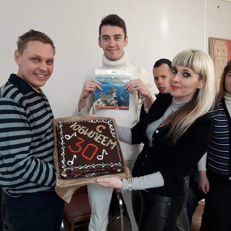 С юбилеем Илья Жиляков!!!