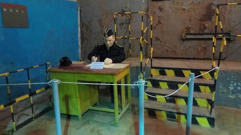 путешествие в Военно-морской музейный комплекс «Балаклава»