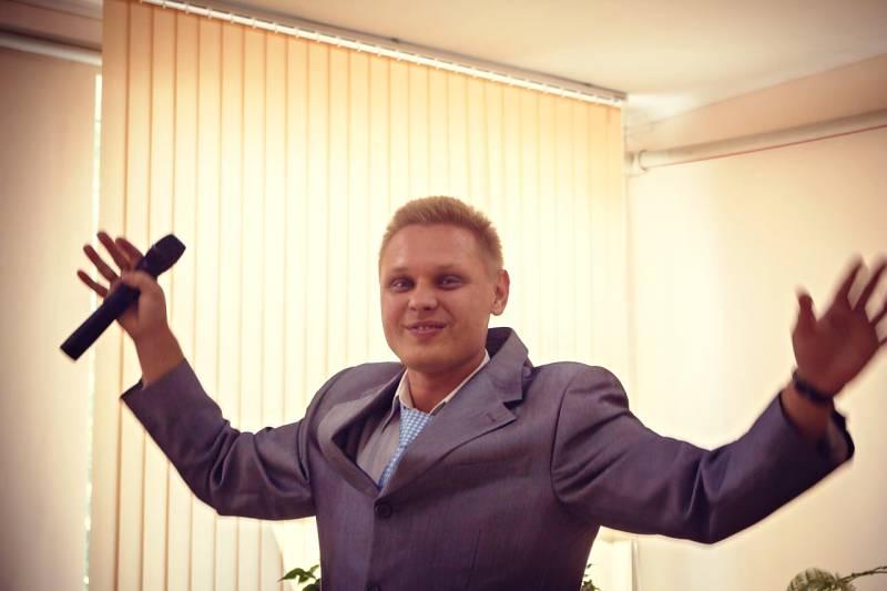 Творческий вечер Ильи Жилякова с участием театра-студии Рондо