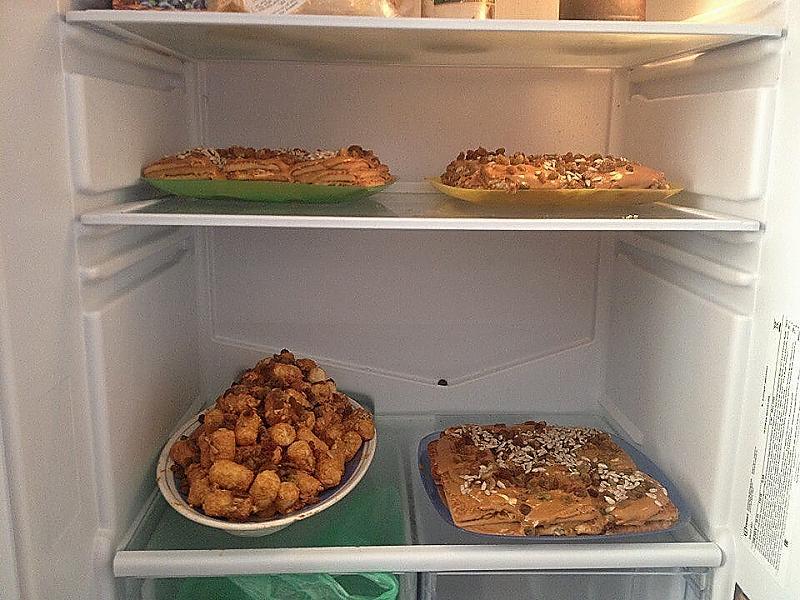 Практические занятия по приготовлению пищи