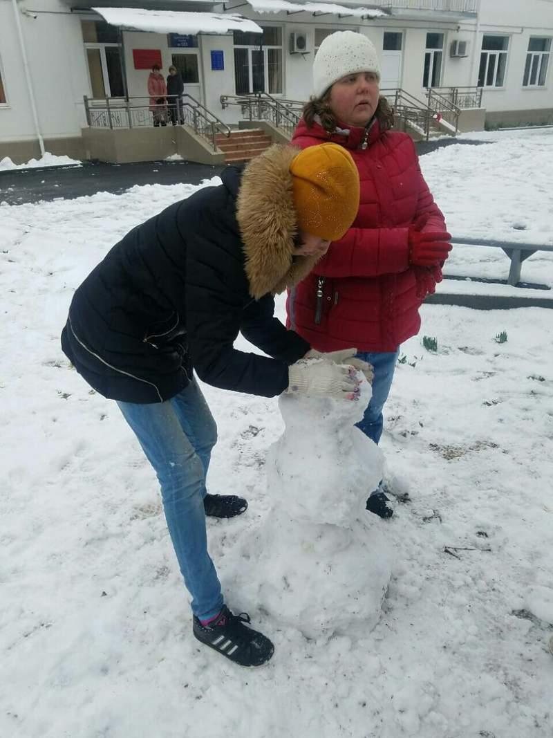 Так мы провожали зиму. Было весело и интересно !!!